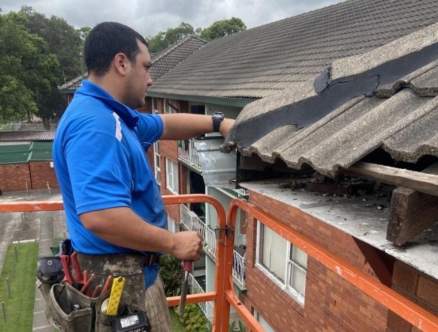 Roof Repairs -
